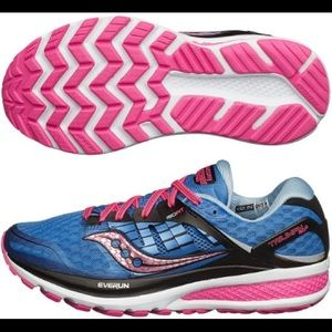 Saucony Triumph ISO 2 running sneakers